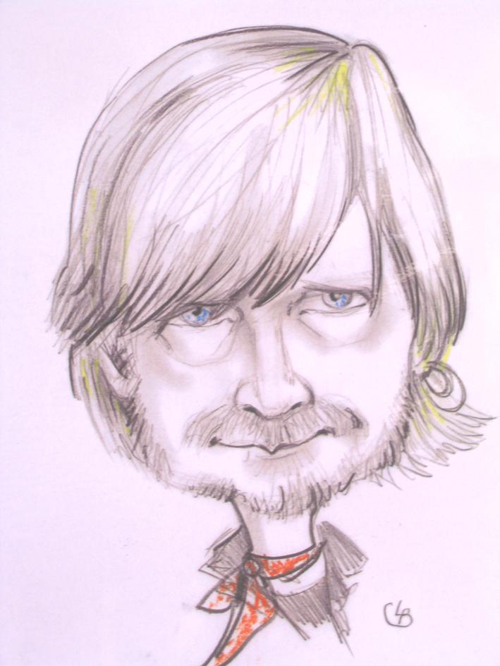 Caricature de Renaud