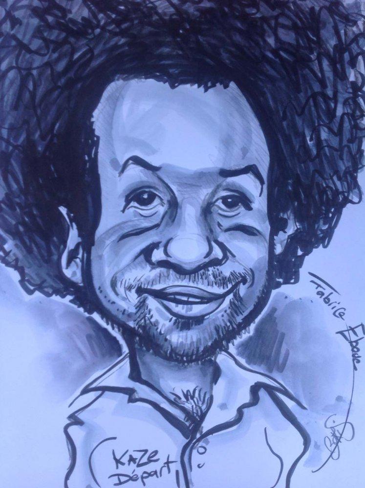 caricature de Fabrice Elboué