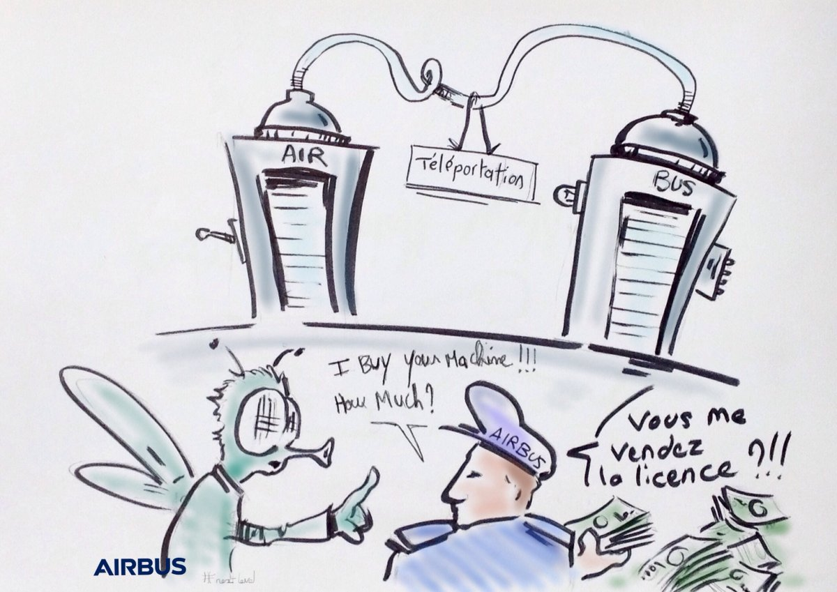 caricaturture illustration illustrateur viso conference toulouse bordeaux...