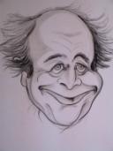 Caricature Jacques Villeret
